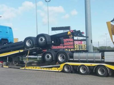 samochód ciężarowy 5